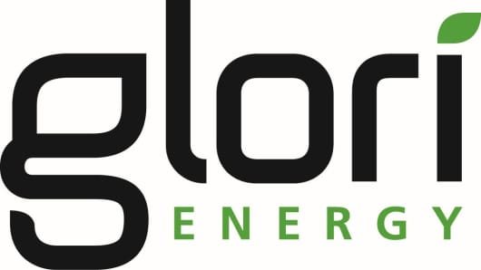 Glori Energy logo