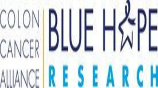 CCA Blue Hope Research logo
