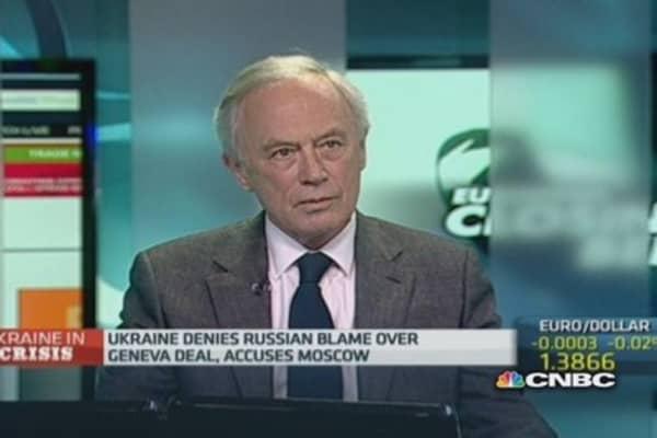 Ukraine needs to restore presence in east: Expert