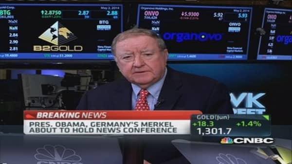Cashin: Geopolitics surprised market