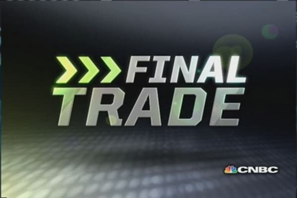 Fast Money Final Trade: TBT, TLT, XOM, WU