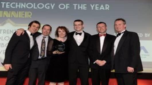 Echologics award