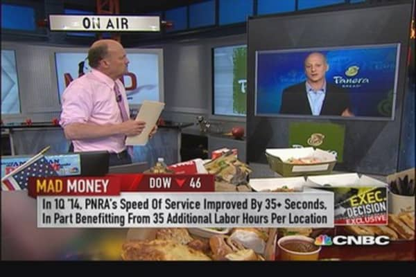 Panera CEO: Mobile integration vision
