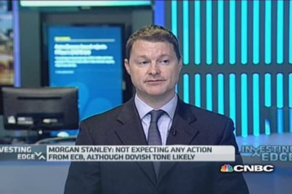 'Rebound' in euro if no ECB action: Pro