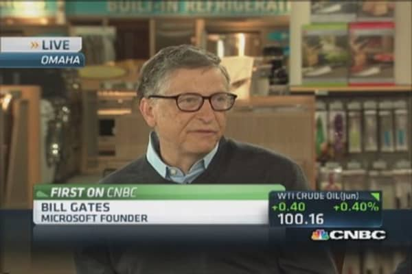 Gates' Microsoft sell strategy