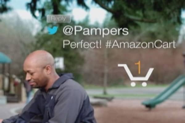 Tech Yeah! Amazon & Twitter partner up