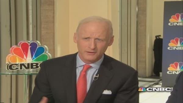 Bowen says 'bubble in bonds'