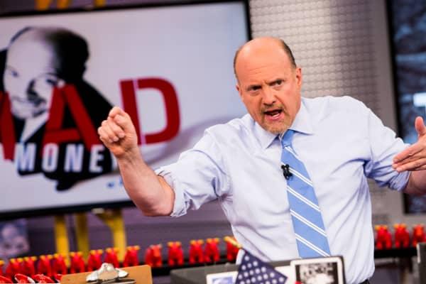 Jim Cramer on Mad Money.