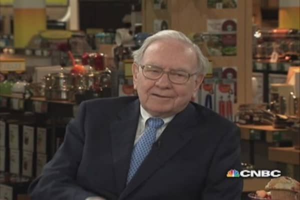 Buffett's pearls of wisdom
