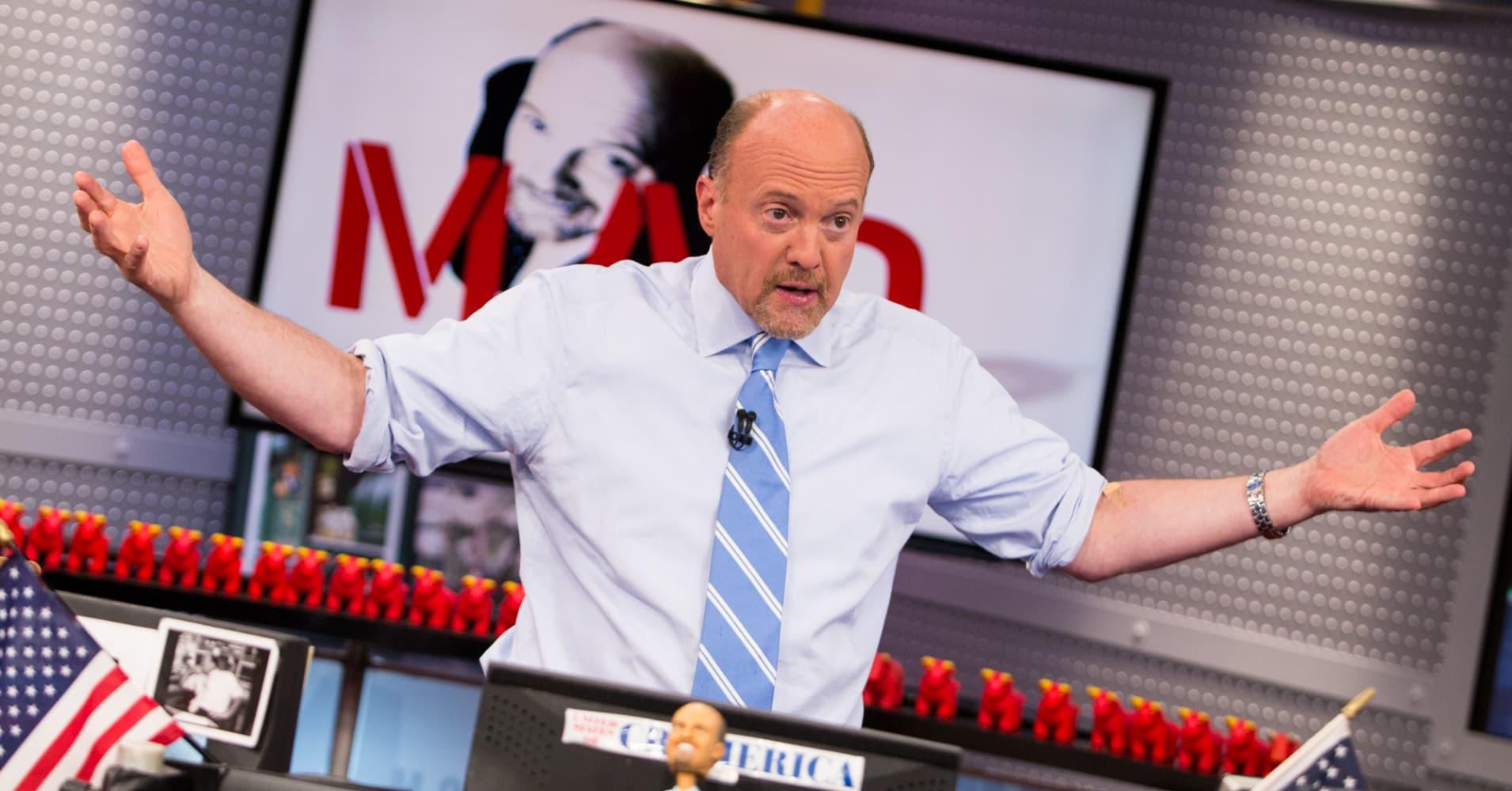 Cramer Remix: Investors have my blessing to get a taste of Smucker