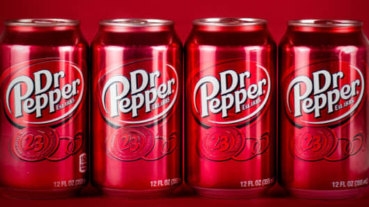 Keurig Dr Pepper Snapple Sign Deal For New Cold Drink Machine Wsj
