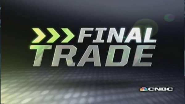 Fast Money Final Trade: COP, STZ, M, XRT, BP