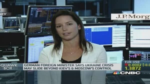 Ukraine is the risk for markets now: JPMorgan