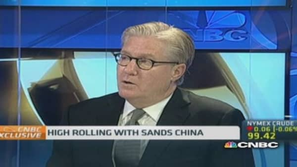 Sands China: The Parisian Macao will be on time