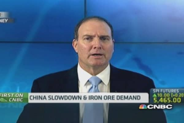 Fortescue: Why we're not worried about China