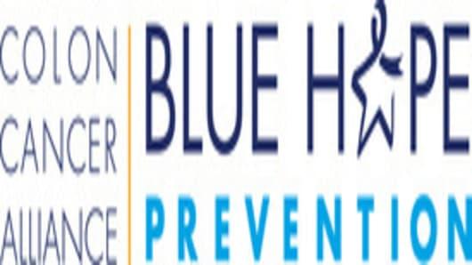 Colon Cancer Alliance and Blue Hope Prevention Logo