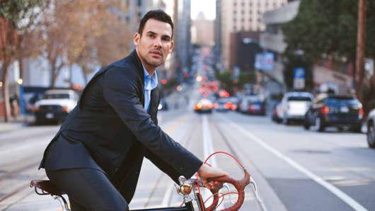 Parker Dusseau Commuter Suit.