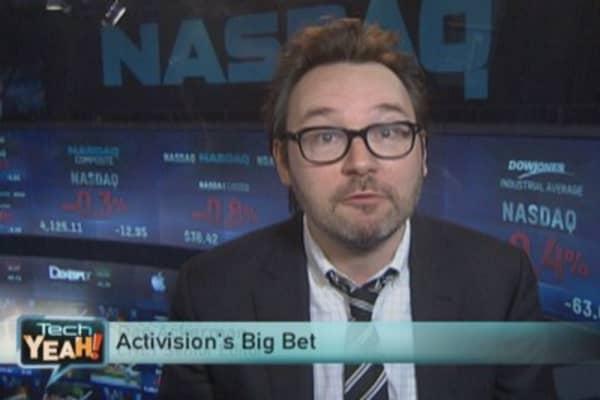 Activision's big bet