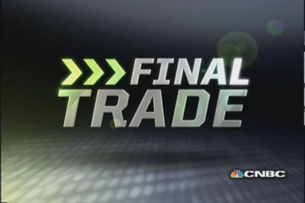 FMHR Final Trade: BR, MPW, DTV