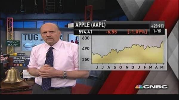 Market wants true value: Cramer