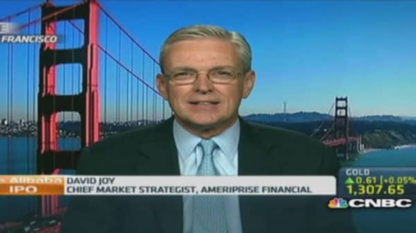 Alibaba's IPO will be 'well-received': Strategist