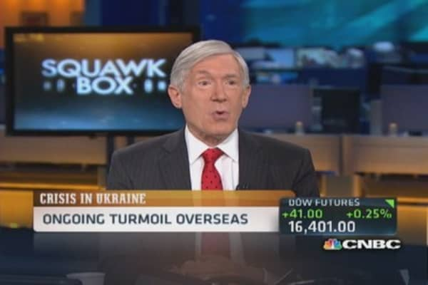 Ukraine situation spinning out of control: Expert