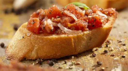 Artisanal toast is a new food trend. Or is it bruschetta?