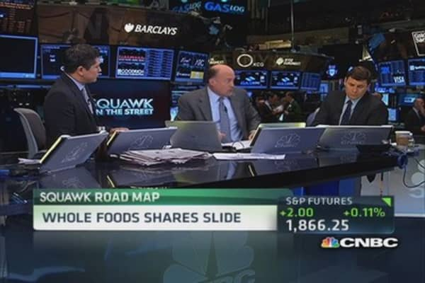 Whole Foods' 'rebellion' quarter: Cramer