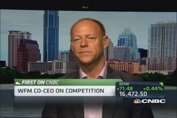 Whole Foods CEO: We have to focus and execute