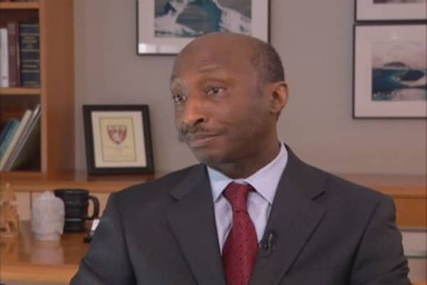 Merck CEO: Best drug wins