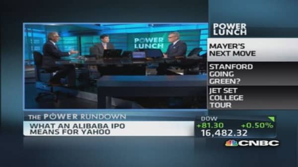 Power Rundown: Alibaba & Stanford going green