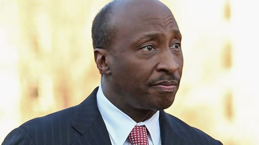Ken Frazier, president and CEO of Merck.
