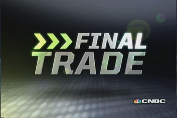 Fast Money Final Trade: SO, FXE, CMLS, SODA