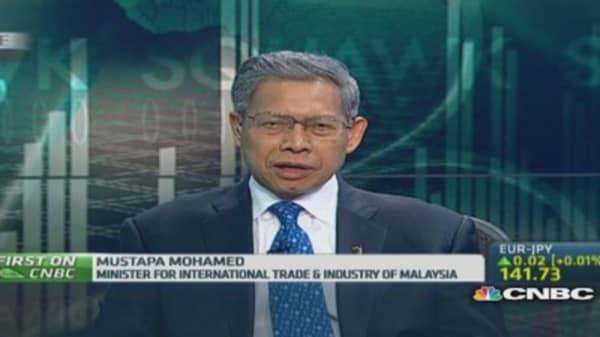 Malaysia: Trade with China remains stable