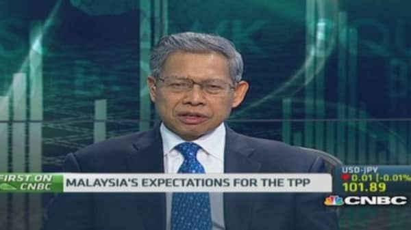Malaysia: We are committed to TPP