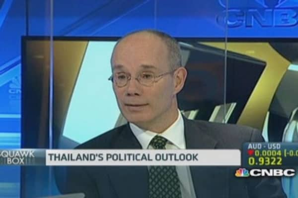 Looking at Thailand for opportunities: Templeton