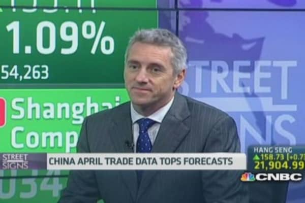 Don't rejoice over China trade data just yet: ANZ