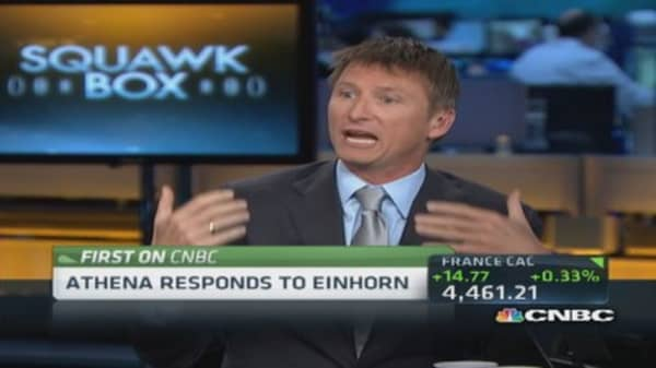 How Athenahealth makes money: CEO