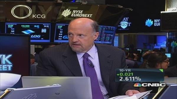 McDonald's been remarkable: Cramer