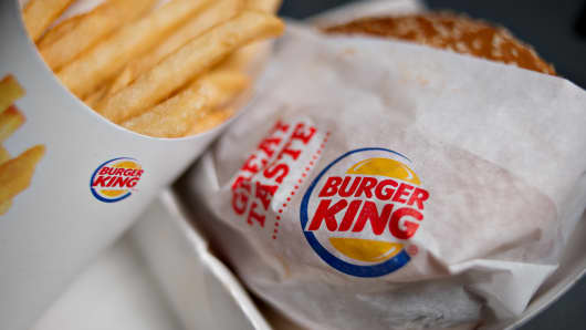 Burger King to offer hamburgers on their breakfast menu.
