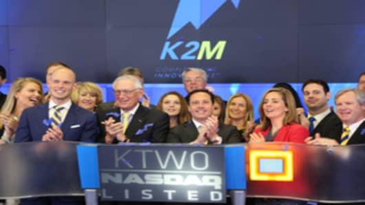 K2M Group Holdings, Inc.