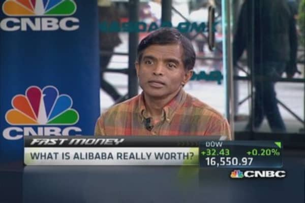 Alibaba phenomenal money maker: Pro