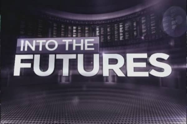 Into the futures: Trading the inflation data