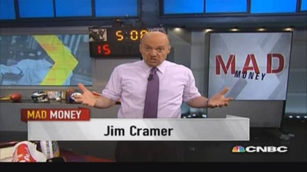 Always a bull market in growth somewhere: Cramer
