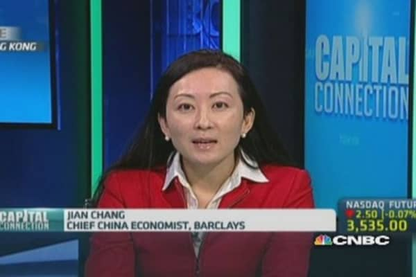Low inflation may prompt easing in China: Barclays