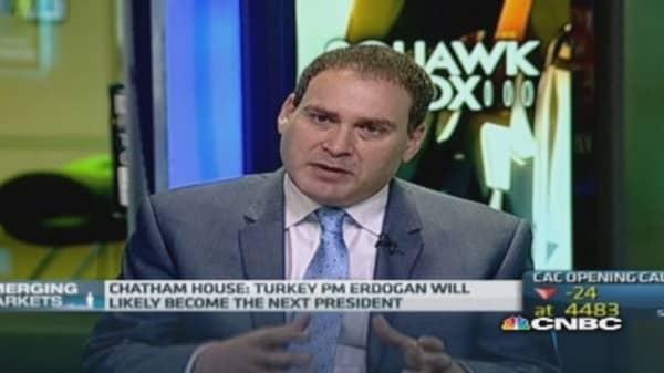 Turkey's instability will grow: Pro