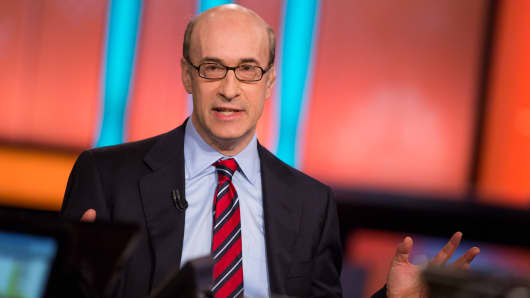 Ken Rogoff, Professor of Public Policy and Professor of Economics at Harvard University.