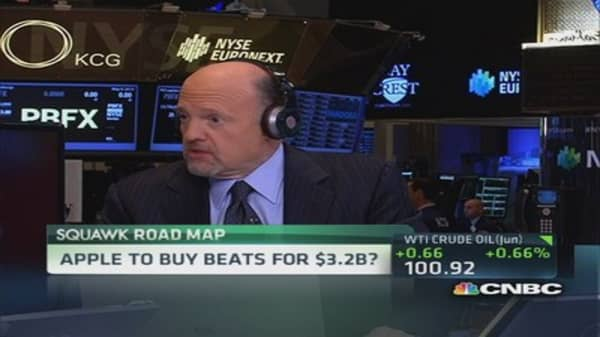 Cramer: Beats, the definition of cool