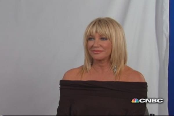 Suzanne Somers, informercial queen