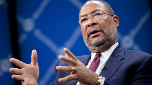 Richard Parsons, former chairman of Citigroup Inc.